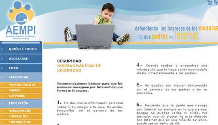 AEMPI, por la seguridad de nuestros hijos en Internet