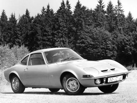 Opel Gt 13