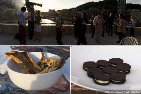 Restaurante nerua - terraza