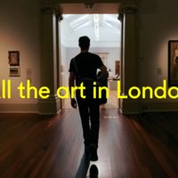 Ver en un día todas y cada una de las piezas de arte en Londres, ¿misión imposible?