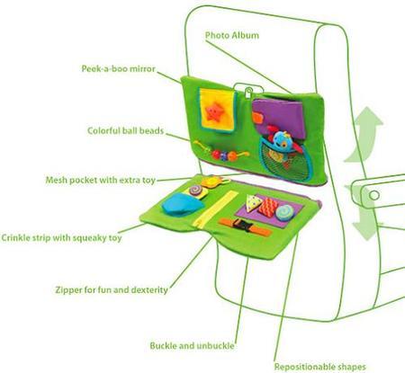 Air Play Tray