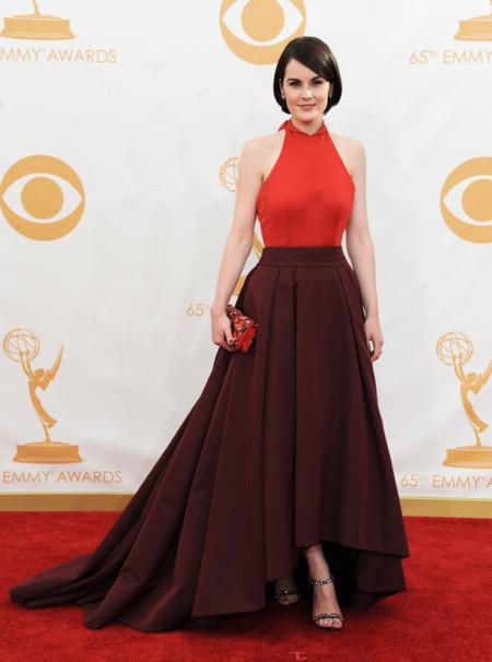 Michelle Dockery Emmy 2013