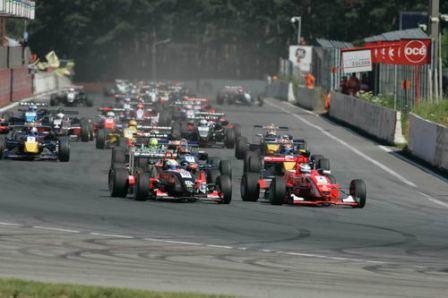 El Masters de Fórmula 3 llega este fin de semana a Zolder
