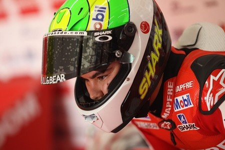 Eric Granado correrá el mundial de Moto3 con el Team Calvo