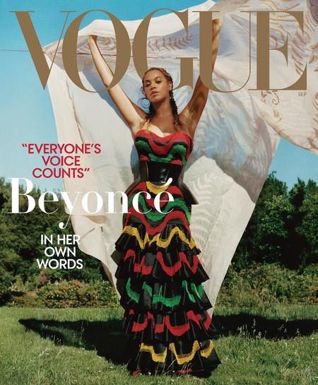Beyoncé y Vogue US: la historia de amor continúa, ahora en su (famoso) September Issue