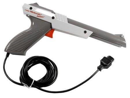 Así funcionaba la pistola Nintendo Zapper de NES