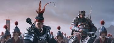 La próxima gran entrega de Total War será Total War: Three Kingdoms y nos llevará a la antigua China en otoño
