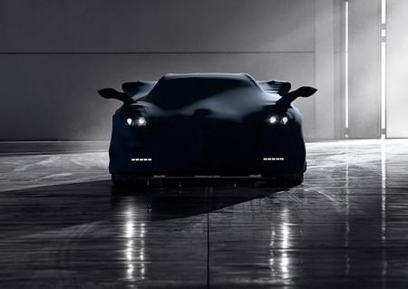 Pagani Huayra BC Roadster teaser
