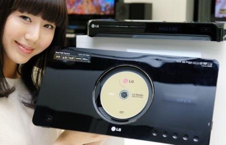 LG DV4S y DV4M, reproductores de DVD