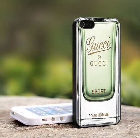 Funda Custom Art Gucci