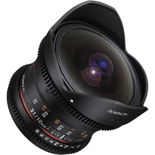 Rokinon tiene un nuevo «ojo de pez» interesante: el 12 mm T3.1 ED AS IF NCS UMC Cine DS