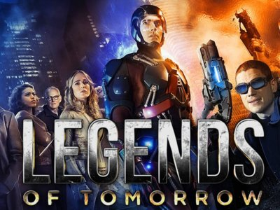 'Legends of Tomorrow', tráiler espectacular del spin-off de 'The Flash' y 'Arrow'