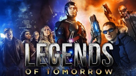'Legends of Tomorrow', tráiler espectacular del spin-off de 'The Flash' y 'Arrow'