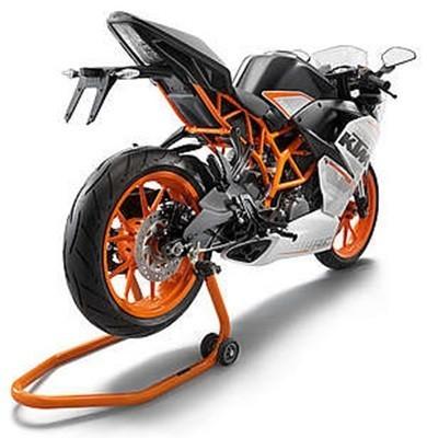 KTM RC390, filtrada la nueva deportiva de baja cilindrada