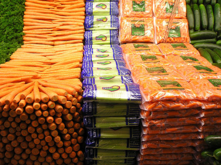 Zanahoria Empacada