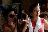 Claudia Llosa termina el rodaje de 'La teta asustada'
