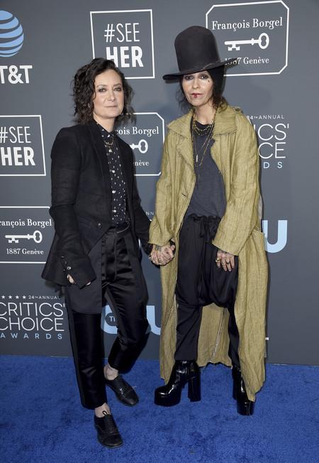 Critics Choice Awards Parejas 4
