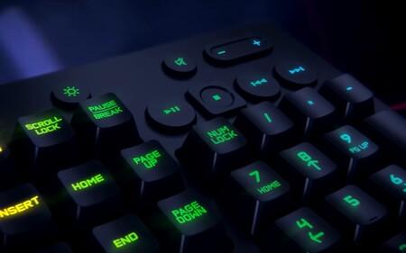 Este teclado gaming de Logitech vuelve a estar rebajado en Amazon y PcComponentes: puedes hacerte con él por 49,99 euros