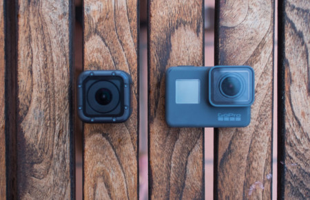 GoPro Hero5 Session y Black