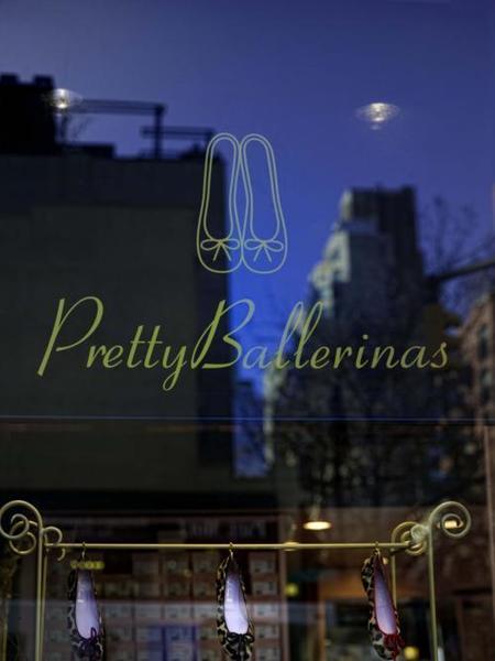 Pretty Ballerinas abre tienda en Nueva York