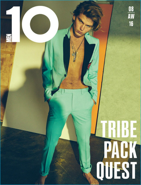 Jordan Barrett 2016 10 Men Cover