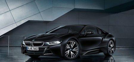 ¿Amarillo o negro? BMW i8 Protonic Frozen Edition, para que te cueste elegir