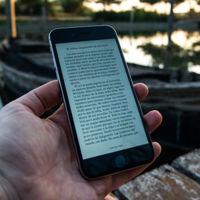 He leído un libro entero en el móvil y esto es lo que ha ocurrido