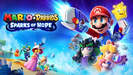 Vuelve la colaboración más loca: Mario + Rabbids Sparks of Hope traerá la estrategia más galáctica a Nintendo Switch en 2022 [E3 2021]