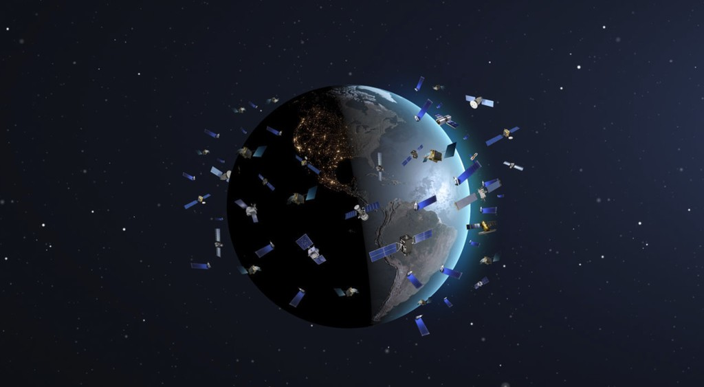 Astrónomos advierten de que los reflejos de los satélites de Starlink están impactando para mal en la observación espacial
