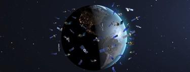 """Cientos de astrónomos, contra los satélites Starlink de Elon Musk: sus estelas """"reducen los descubrimientos científicos"""""""
