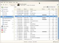 Banshee 1.5.0: ahora con valoración automática de canciones
