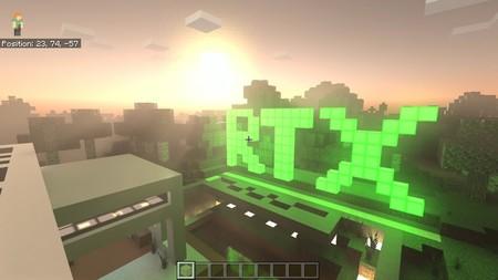 Hemos jugado a Minecraft con ray tracing y parece un videojuego completamente nuevo con unos gráficos alucinantes