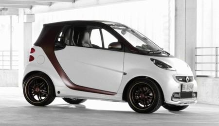 Smart + BoConcept: el coche de los soñadores prácticos de ciudad