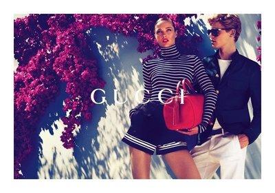 Gucci se adelanta con la 'colección crucero' Primavera 2012