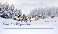 Carta para Papá Noel exclusiva de Bebés y más (Navidad'14)