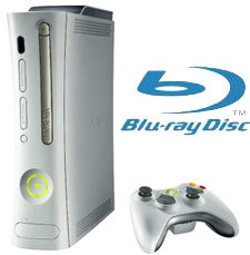 Xbox360 con Blu-Ray, rumor