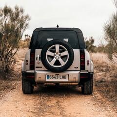 Foto 41 de 41 de la galería land-rover-defender-110-prueba en Motorpasión