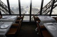San Valentín: cena romántica en el restaurante de la Torre Eiffel