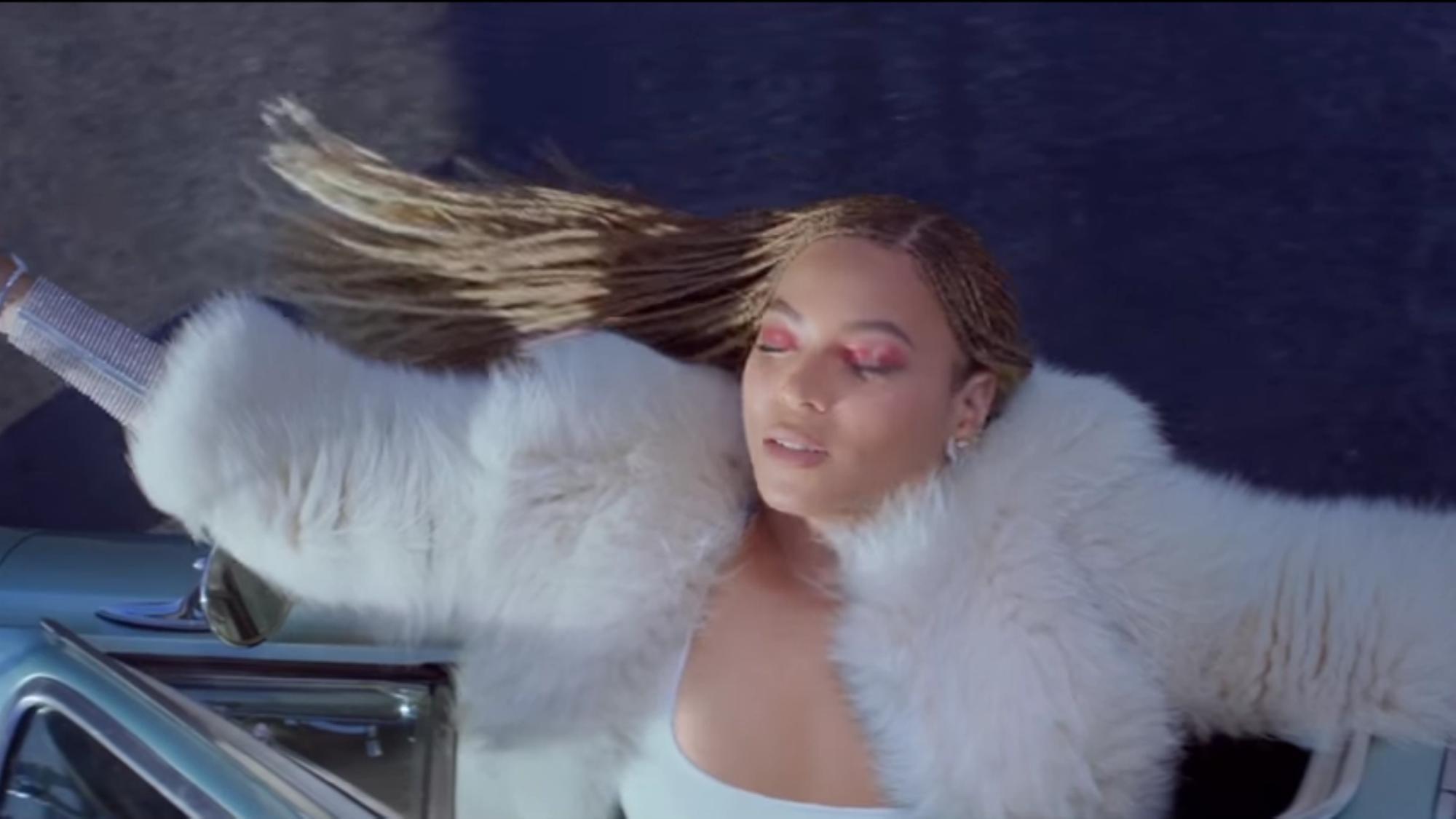 Vestuario de Beyoncé en Formation