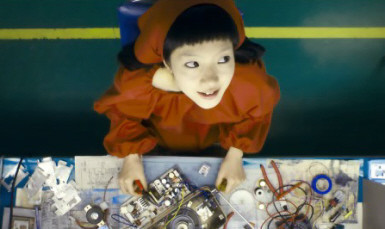 Trailer de 'I´m a Cyborg, but that´s O.K.', de Park Chan-Wook