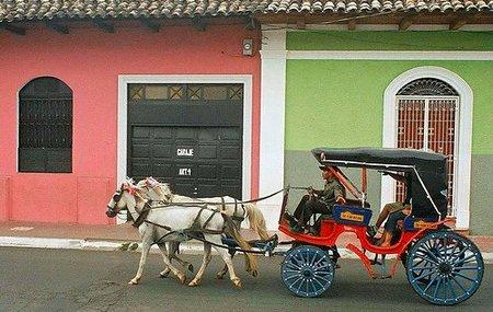 Carruajes Granada Nicaragua