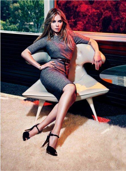 Campaña Otoño-Invierno 2010/2011 de Mango. De nuevo Scarlett Johansson