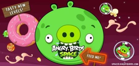 Andry Birds Space para Android se actualiza con Utopia y Danger Zone