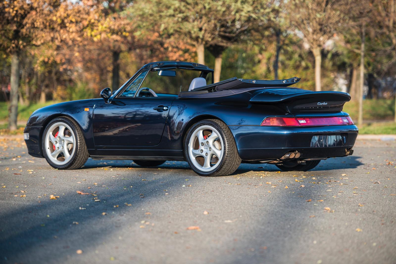 Foto de Porsche 993 Turbo Cabrio (18/18)