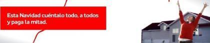 La campaña de Navidad de Vodafone, también denunciada