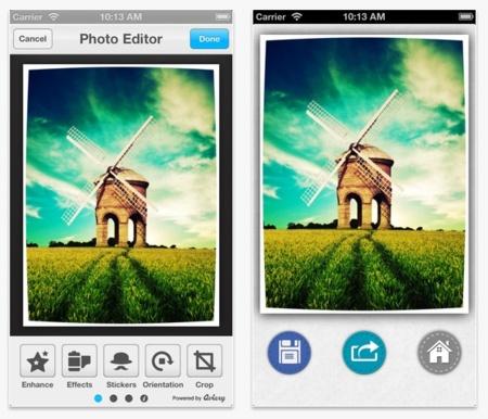 Aplicaciones foto gratis effectly