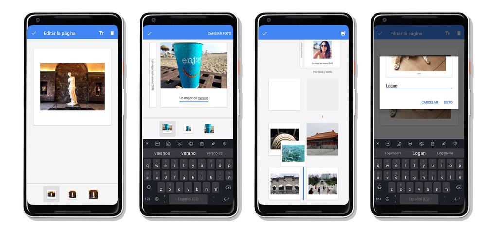 Google Photos Book
