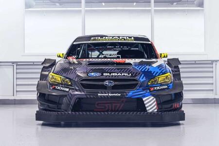 Subaru Travis Pastrana Goodwood Festival Of Speed 3