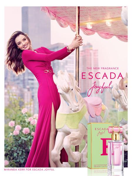 Miranda Kerr Escada Joyful
