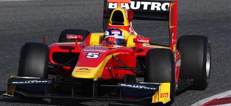 Racing Engineering confirma a Fabio Leimer y Julián Leal como sus pilotos para la GP2